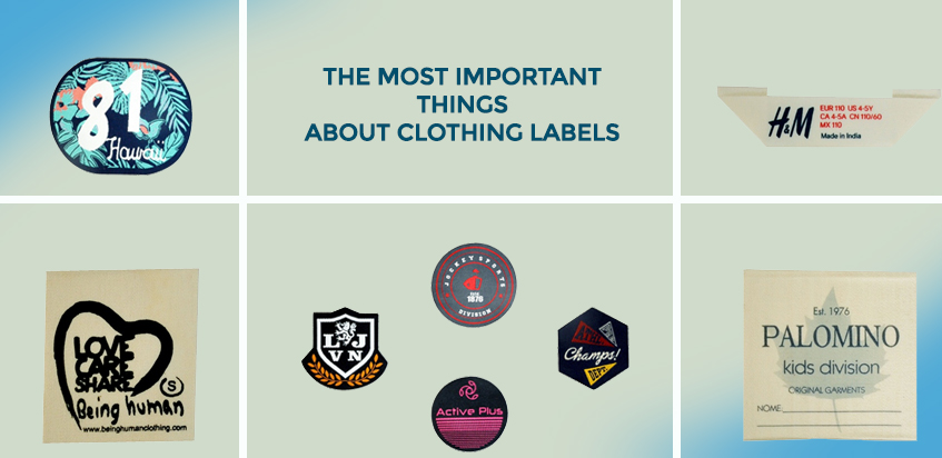 The most Important Things about Clothing Labels