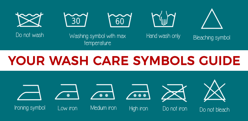 Your  Wash    Care    Symbol  { The Complete Guide }!