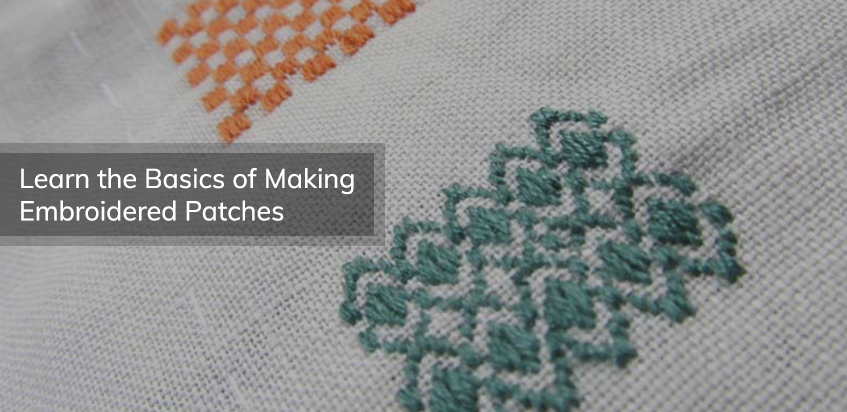 Learn the Basics of Making Embroidered Patches