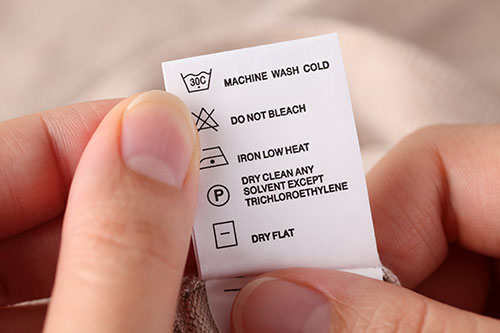 wash care labels,Garment care labels, care and content labels, printed washcare